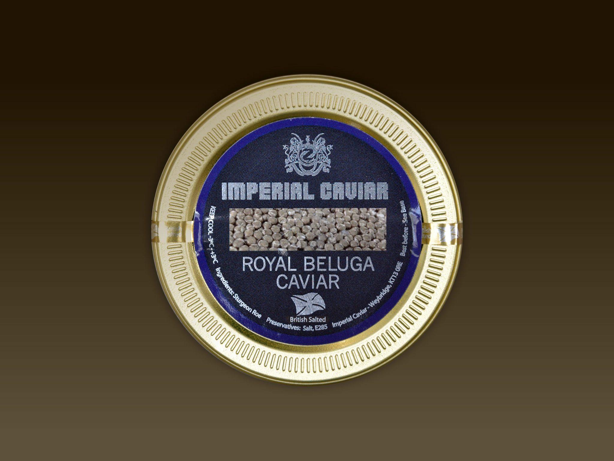Royal Beluga Caviar